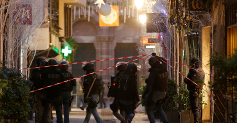 França busca suspeito de Estrasburgo vivo ou morto, diz porta-voz do governo