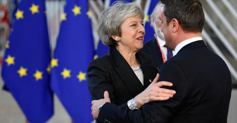 May busca ajuda para o Brexit em cúpula em Bruxelas
