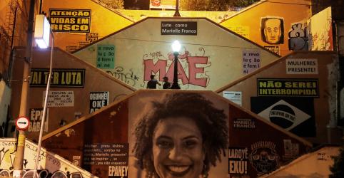 Polícia cumpre mandados de prisão ligados ao assassinato de Marielle Franco