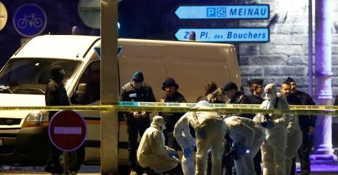 Placeholder - loading - Imagem da notícia Principal suspeito de ataque em Estrasburgo é morto pela polícia