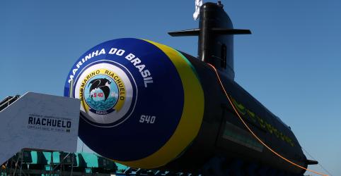 Placeholder - loading - Brasil dá primeiro passo para se juntar ao clube de países com submarinos nucleares
