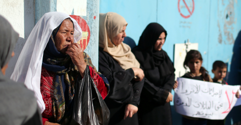 ONU e palestinos fazem apelo humanitário após corte de fundos