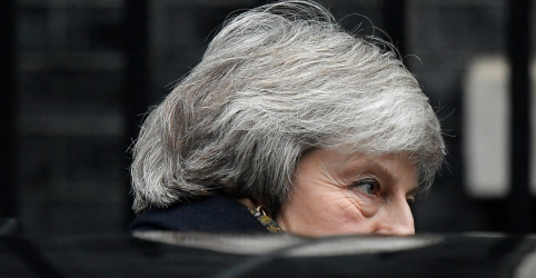 May vai colocar acordo do Brexit para votação em meados de janeiro no Parlamento