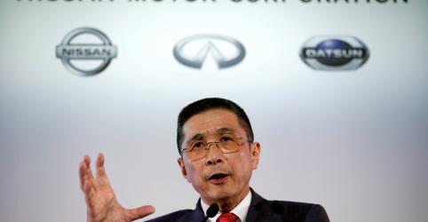CEO da Nissan planeja encontro com chefe da Renault em Amsterdã, dizem fontes