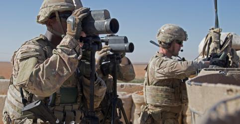 Placeholder - loading - Forças dos EUA começam a deixar Síria, autoridades veem retirada total