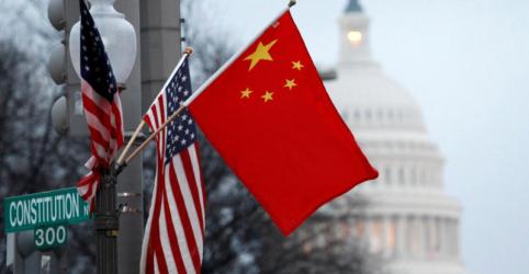Placeholder - loading - Jornal chinês alerta que país não ficará na defensiva em guerra comercial com os EUA