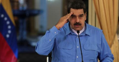 Placeholder - loading - Imagem da notícia Bombeiros vão a julgamento por retratarem Maduro como burro em vídeo