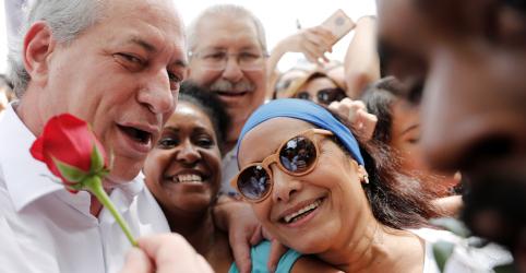 Placeholder - loading - Imagem da notícia Ciro se coloca como alternativa aos 'extremos' Bolsonaro e PT