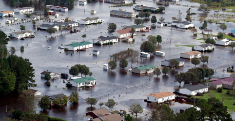 Placeholder - loading - Número de mortos por Florence sobe para 32 e inundações ainda ameaçam cidades dos EUA