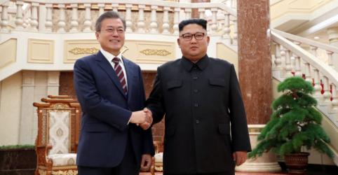 Placeholder - loading - Líder norte-coreano diz esperar 'grande resultado' de cúpula com Coreia do Sul