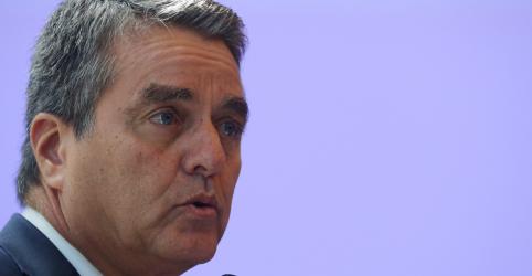 Tensão comercial entre EUA e China pode escalar para outras áreas, diz diretor-geral da OMC