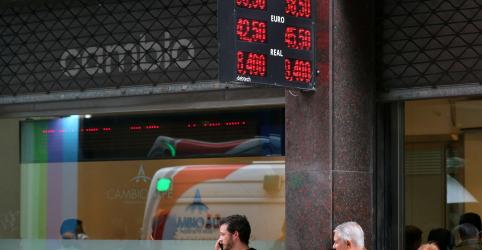 Placeholder - loading - PIB da Argentina recua 4,2% no 2º trimestre