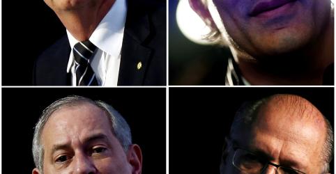 Bolsonaro vai a 28%, Haddad a 16% e Ciro mantém 13%, diz Datafolha