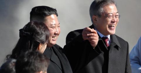 Placeholder - loading - Imagem da notícia Presidente sul-coreano diz que busca declaração de fim da Guerra da Coreia ainda este ano