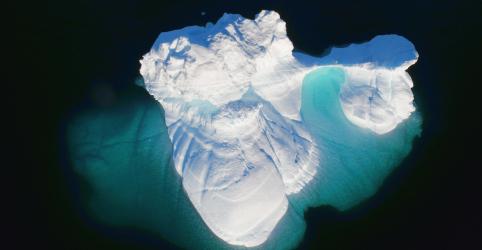 ESPECIAL-Groenlândia e a busca da Nasa por uma ciência climática mais precisa