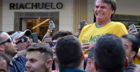 Placeholder - loading - Imagem da notícia Justiça prorroga inquérito sobre atentado contra Bolsonaro até perto do 1º turno