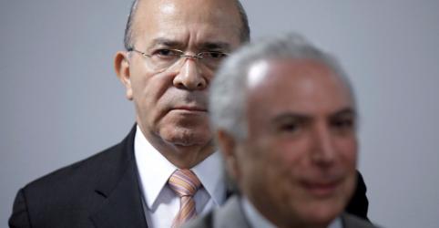 Justiça quer ouvir Temer, Padilha e Moreira em processo por organização criminosa