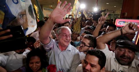 Ciro aposta em ser 3ª via e quer tirar votos de Alckmin e Haddad