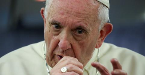 Placeholder - loading - Papa Francisco aceita renúncia de mais 2 bispos chilenos após escândalo sexual