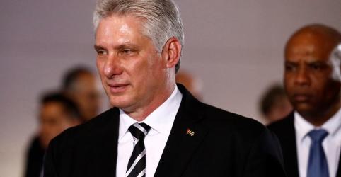 Presidente de Cuba se encontra com senador dos EUA para debater tensão bilateral