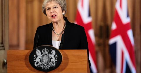 May desafia UE depois de conversas sobre o Brexit chegarem a impasse
