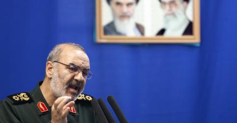 Placeholder - loading - Imagem da notícia Irã alerta EUA e Israel de vingança após ataque contra desfile militar