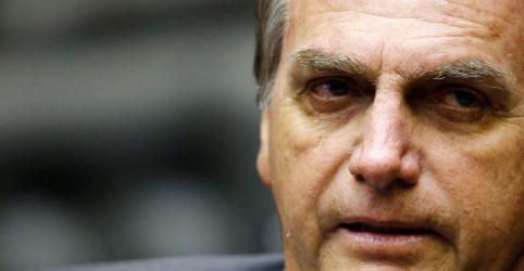 Bolsonaro mantém evolução clínica favorável e tem boa aceitação à dieta, diz boletim médico