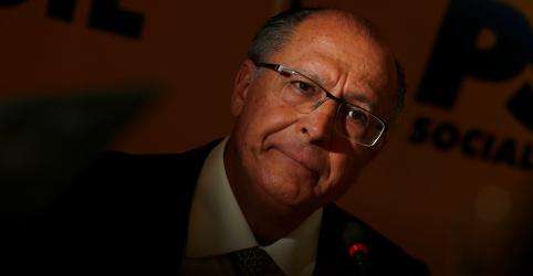 MP de São Paulo abre inquérito contra Alckmin para apurar desapropriações