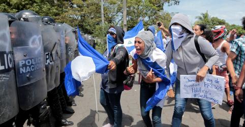 Juiz da Nicarágua emite mandado de prisão para líder de oposição