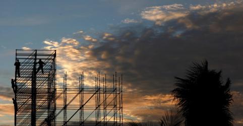 Confiança da construção do Brasil sobe em setembro com melhora das expectativas, diz FGV
