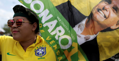 Placeholder - loading - Imagem da notícia Bolsonaro apresenta boa evolução clínica e inicia dieta branda, diz boletim médico