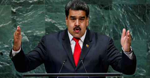 Placeholder - loading - Presidente da Venezuela diz estar disposto a conversar com Trump