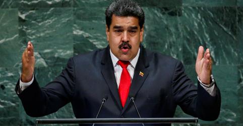 Presidente da Venezuela diz estar disposto a conversar com Trump