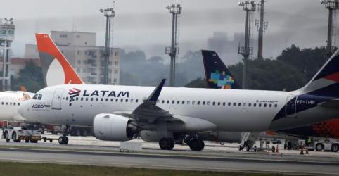 Placeholder - loading - Demanda por voos domésticos no Brasil sobe 4,4 por cento em agosto, diz Abear