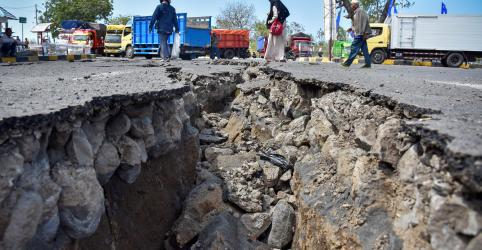 Placeholder - loading - Forte terremoto atinge ilha da Indonésia, diz USGS
