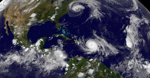 Placeholder - loading - Imagem da notícia Furacão Rosa ganha força no Oceano Pacífico e ameaça México e EUA