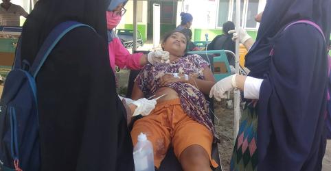 Forte terremoto e tsunami causam mortes em cidade da Indonésia