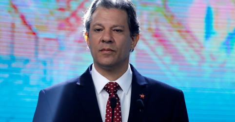 Placeholder - loading - Imagem da notícia Candidatos fustigam Bolsonaro e Haddad em debate na TV Record