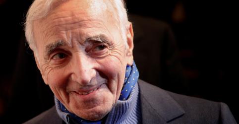 Placeholder - loading - Charles Aznavour, adorado cantor francês, morre aos 94 anos