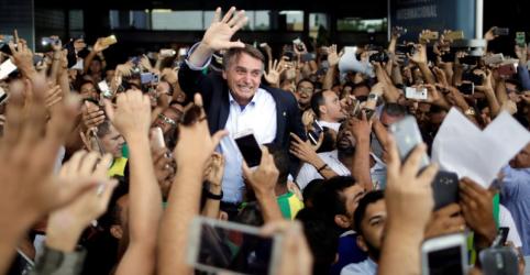 Placeholder - loading - Imagem da notícia Sem apoio de partidos no Congresso, Bolsonaro articula base por meio da bancada 'bala, boi, Bíblia'