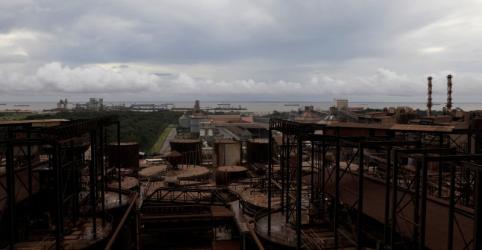 Hydro anuncia fechamento de toda produção de alumina no Brasil