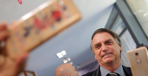 Placeholder - loading - Coligação de Haddad acusa no TSE campanha de Bolsonaro de abuso de poder econômico