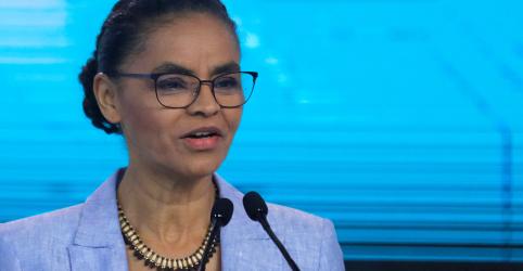 Placeholder - loading - Imagem da notícia Marina diz confiar em votação eletrônica e promete reconhecer resultado da eleição