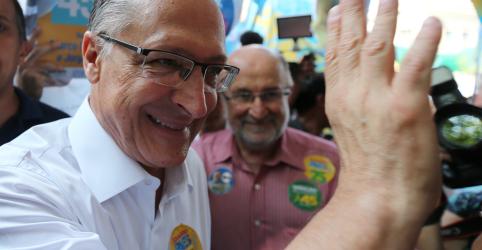 Placeholder - loading - Imagem da notícia Alckmin diz apoiar união com Ciro e Marina, mas rejeita abrir mão de candidatura