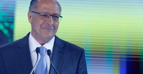 Placeholder - loading - Imagem da notícia Estamos na briga para ir ao segundo turno, diz Alckmin