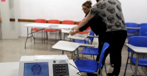Placeholder - loading - Imagem da notícia Presidente do TSE diz que sistema eletrônico de votação é seguro e auditável