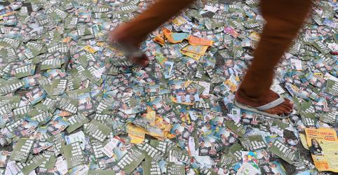 Placeholder - loading - Imagem da notícia Autoridades registram 11 crimes contra candidatos e 108 prisões nas eleições
