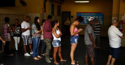 Placeholder - loading - Imagem da notícia Eleição presidencial terá 2º turno entre Bolsonaro e Haddad, diz Datafolha