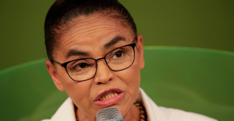 Marina diz que Rede discutirá apoio em 2º turno, mas afirma que será oposição a partir de 2019