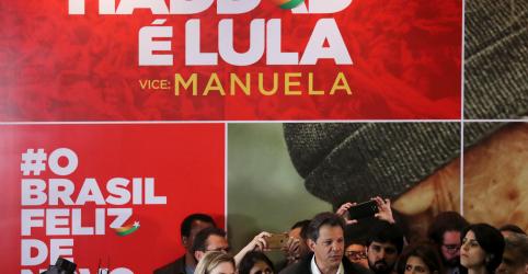 Após 1º turno difícil, campanha de Haddad se reorganiza para enfrentar Bolsonaro